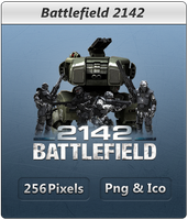 Battlefield 2142 - Icon by Crussong