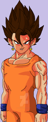 Vegetto Altern Clothes by Anorkius-TheNERX