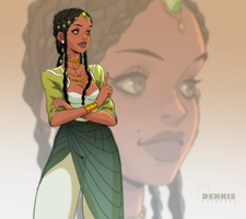 AMINATU by David-Dennis