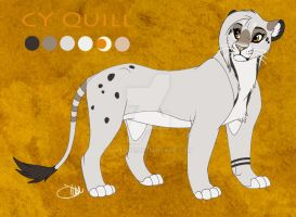 Quill Reference Sheet by oatdoe