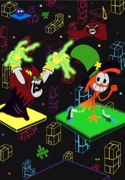 Wander Over Yonder Fan Art #2 by Jpolte