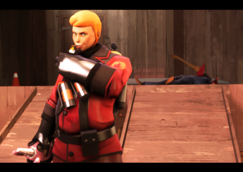 [SFM] The Late Ringer by Mark-Unread