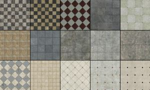 Tile Textures by Akinuri