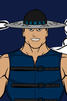 Kung Lao by SCP-096-2
