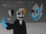 Gaster by RichardtheDarkBoy29