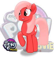 Downvote in MLP:FiM movie style by arifproject
