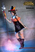 Bewitching Nidalee (LoL): I'll guide you by DidsRainfall