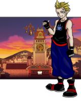 KH2 - Zell by mr-romantic
