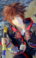 Kingdom Hearts III : Sora Cosplay by Smexy-Boy