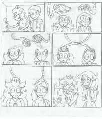 (Request) Brains Swap comic by rogelis