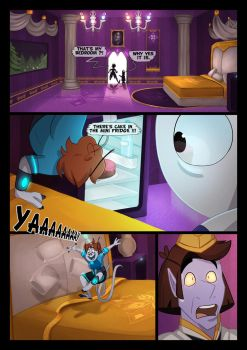 KINA'S ADVENTURE - ISSUE 2 PAGE 5 by The--Magpie
