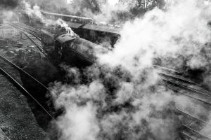 Cinder and Smoke by Daniel-Wales-Images