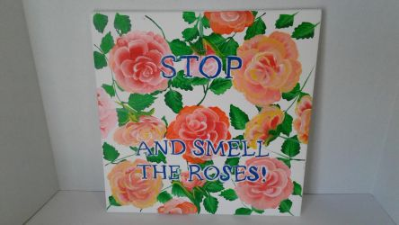 Stop and Smell the Roses - My third sign by sweetpie2