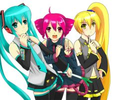 Vocaloid by Reinforce-II