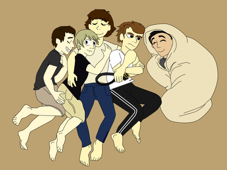 Gay Orgy by Misswd