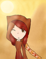 Lucahjin on a Journey by Anime-Gamer-Girl