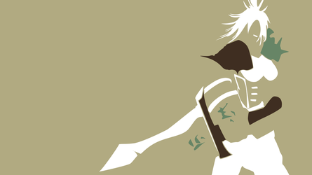 Riven - The Exile by ignisAmaterasu
