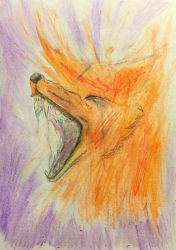 Burst by WolfFlame12