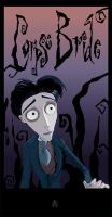Tim Burton Corpse Bride by samesjc