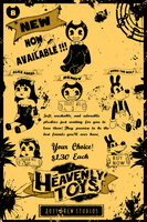 BATIM: Heavenly Toys by Spirit-Okami