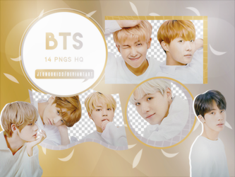 PNG Pack|BTS #3 by jeongukiss