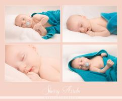 One month old by SherryArrele