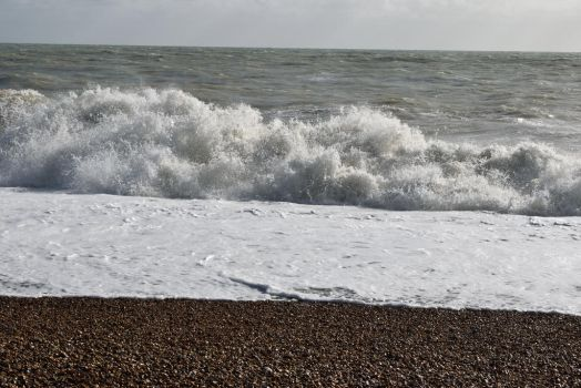 DSC 0009 Bexhill Beach by wintersmagicstock