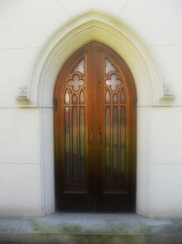 The Door by crazywriterchic