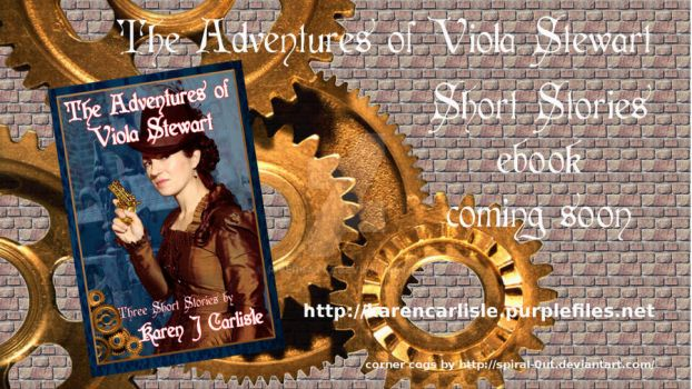 The Adventures of Viola Stewart #1 Shorts 2015 by RiverKat42