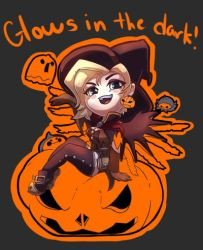 Mercy Glow in the Dark Charm by TheKiwiSlayer