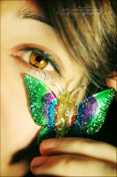 My Butterfly. by sa-photographs