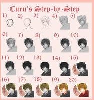 Painting Step-by-Step by Curulin