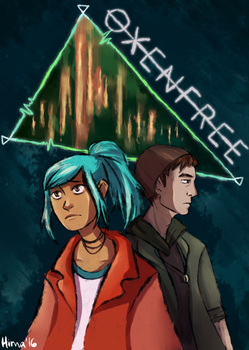 Oxenfree by yencys
