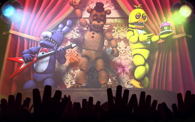 [SFM]Let's Party! by Happich