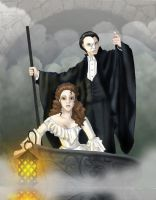 Phantom of the Opera by Mel2DaIssa