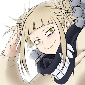 Himiko Toga Color by Ryuto38