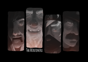 The Redstoners by aypreel