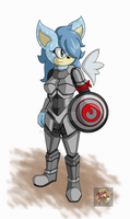 .:AT:. Breeze the Hedgehog by BlueStylz