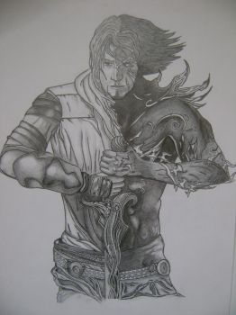 Prince of Persia by PZZL