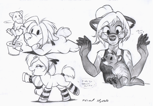 2014 08-05 Stolen Nici Thing Full by Pain-hyena