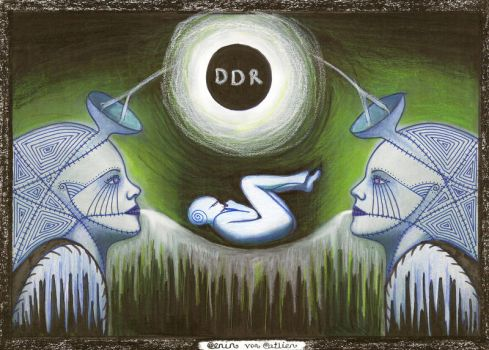 Tribute to DDR by selfregion