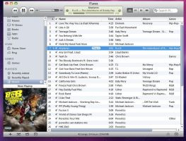 iTunes 10 macstyle ver 2 WIN by cns0813