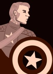 96 Captain America by ChemicalRejectBoys