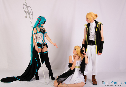 Vocaloid Synchronicity - Come to Me by Mretie