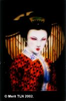 Geisha Girl by merit