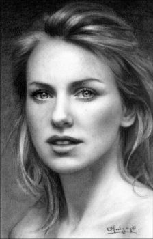 +Naomi Watts. by phoenirius