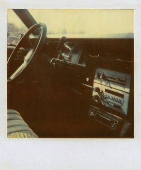 first polaroid by Eiwa