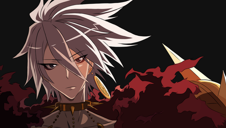 Fate Grand Order Karna by bleuwing