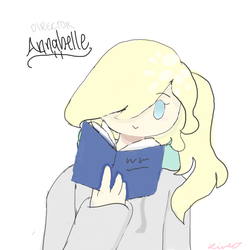 Director Jam- Annabelle by Chikoritasareawesome
