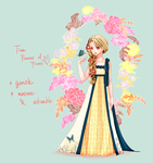 For my net pal (26) Tina by changaYong